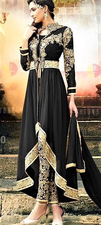 embroidery Punjabi Boutique Suits