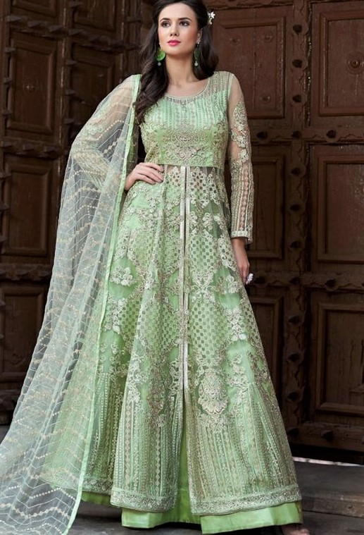 best Pakistani Gown Long Frocks Suits