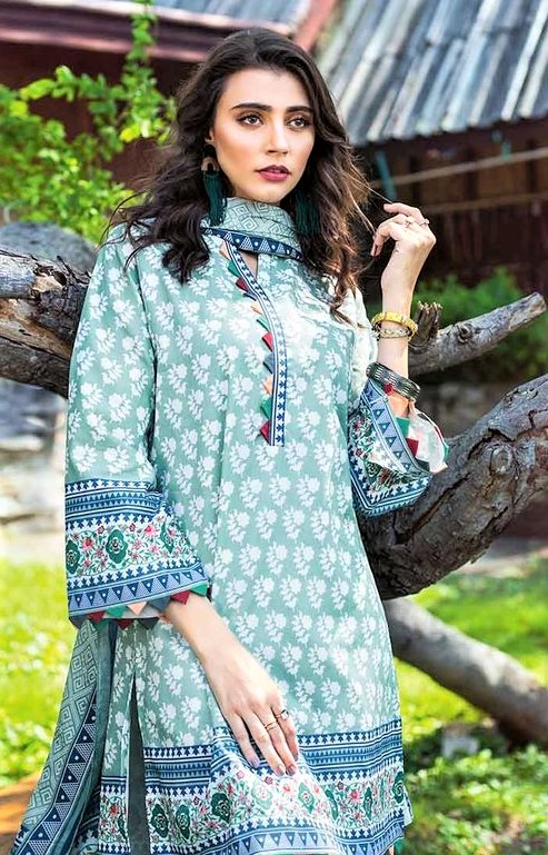 Lawn Kurti Style 2019 for summer