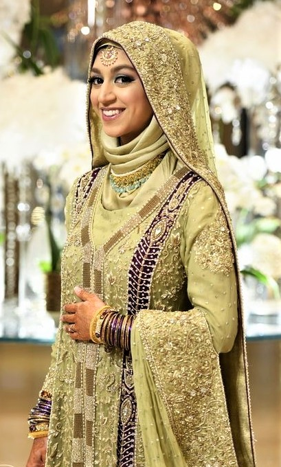 Latest Bridal Engagement Dresses Pakistani 2019
