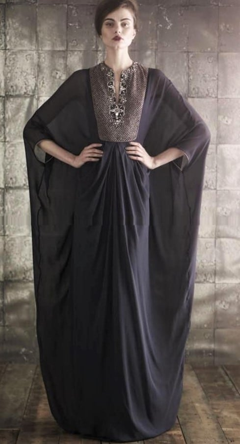 girls best kaftan Abaya Dress Designs Pakistani
