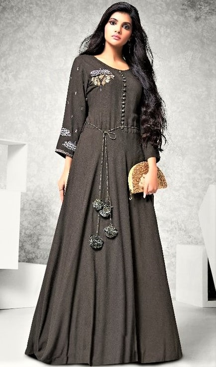 Simple Gown Designs pakistani