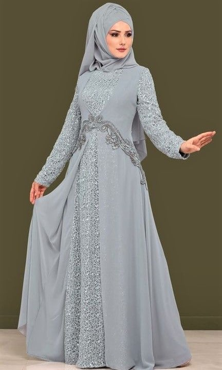 beautiful Arabic Abaya Designs 2019