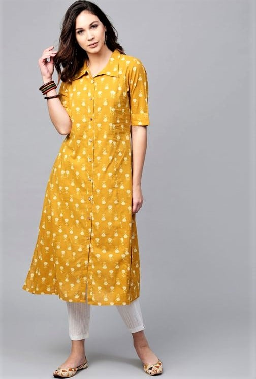 latest Long Kurtis Latest style for girls