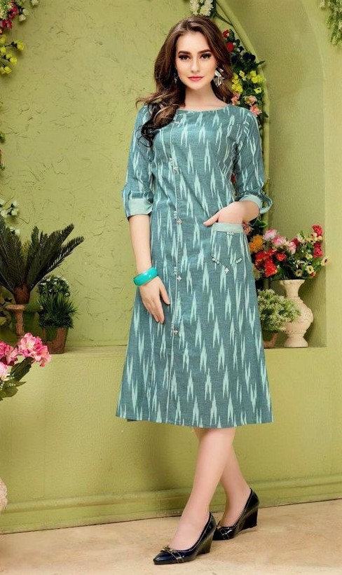 latest Summer Kurtis Design Pakistani 2019