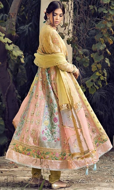Anarkali Party Wear designer Suits