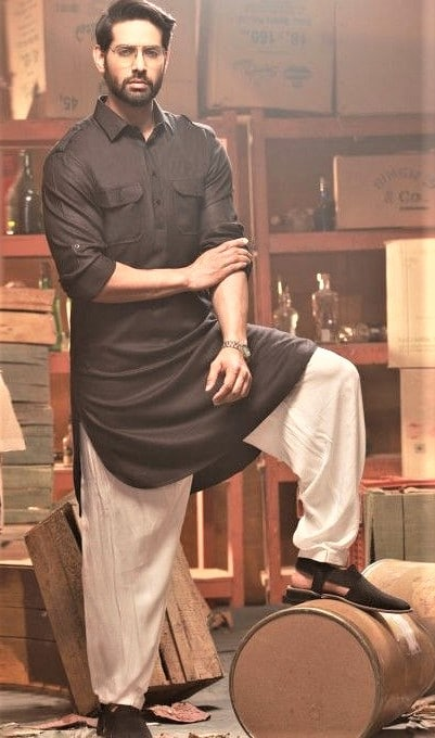 wedding Double Pocket Kurta styles