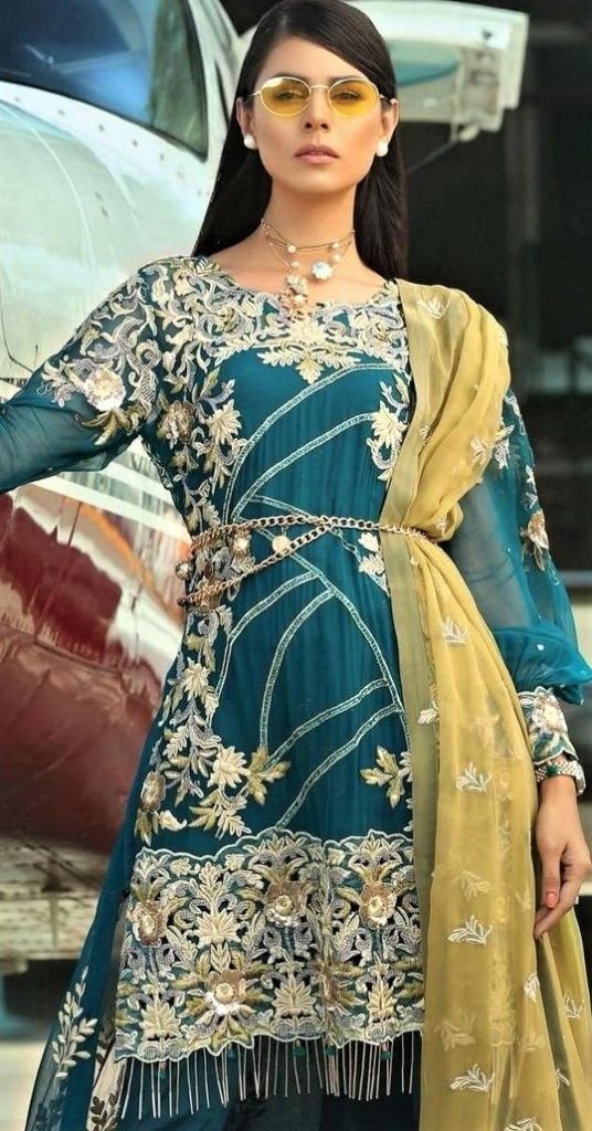 Begi Shirts designs in Pakistan 2019