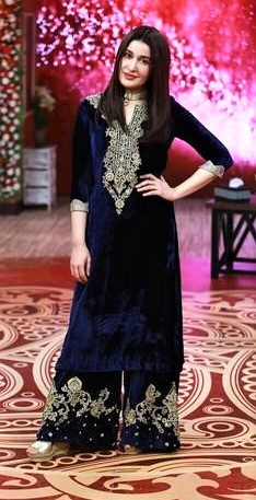 Latest Casual Dresses for Walima 2019