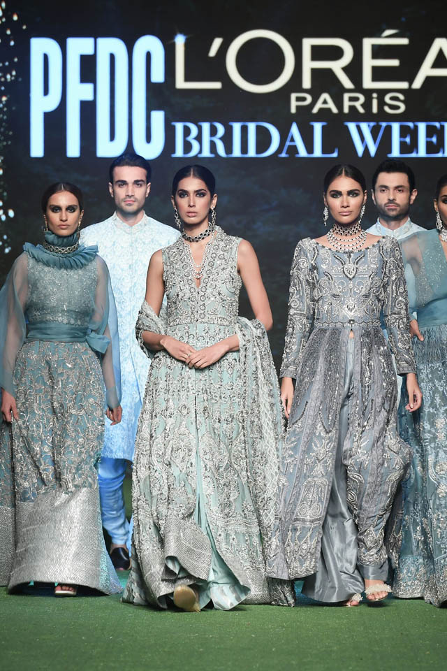 Latest hsy dresses pakistani