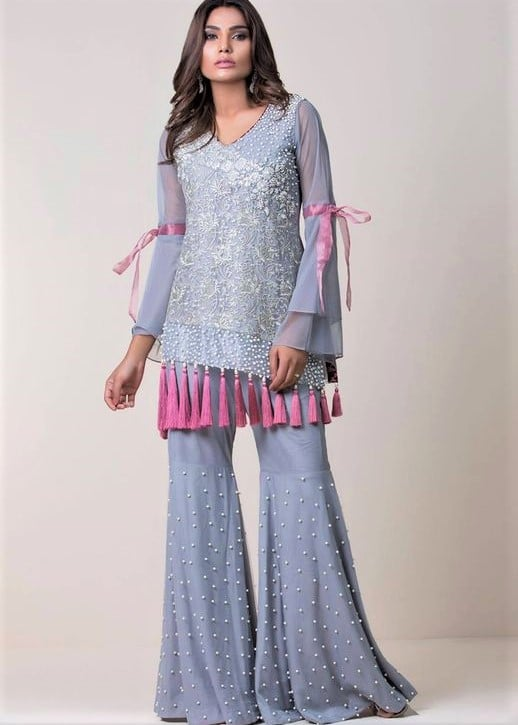 Latest Suit Stitching Style Pakistani 2019