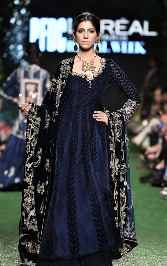 Nida Azwer Bridal dresses