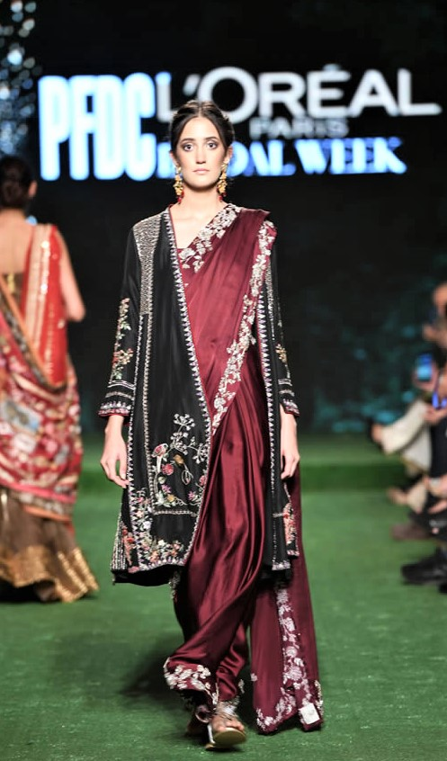 Nida Azwer Bridal Collection new prets