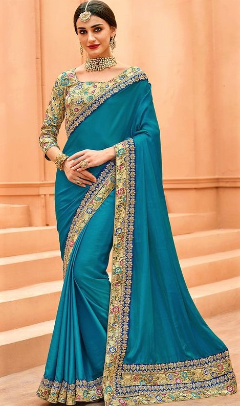 New Bridal Walima Saree Pakistani collection