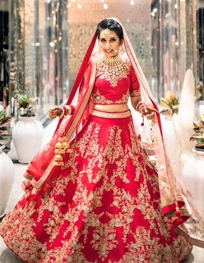 Lehnga designs 2019 for brides