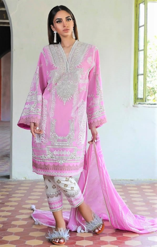 Sana Safinaz Lawn Designs 2019 Kurnool Collection
