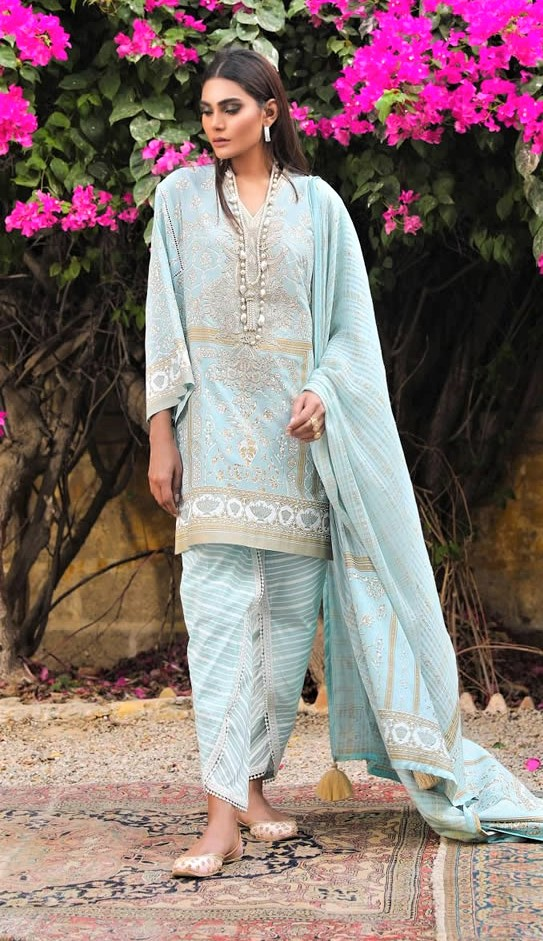 Latest Sana Safinaz Party wear collection