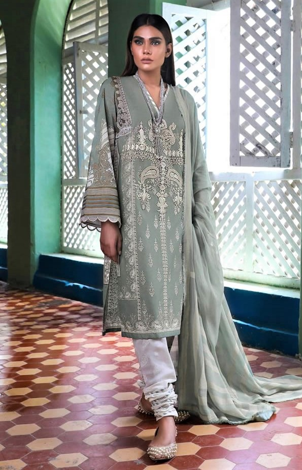 Sana Safinaz Party wear 2019