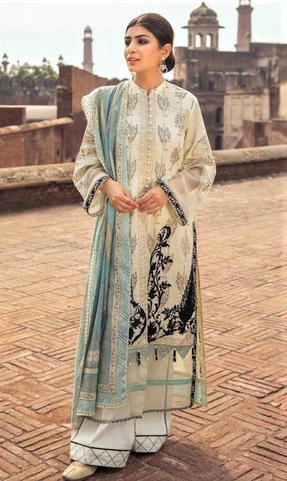 Sapphire long krti designs