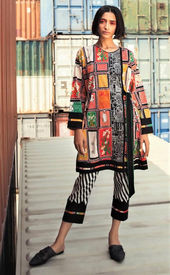 Sapphire short kurti designs
