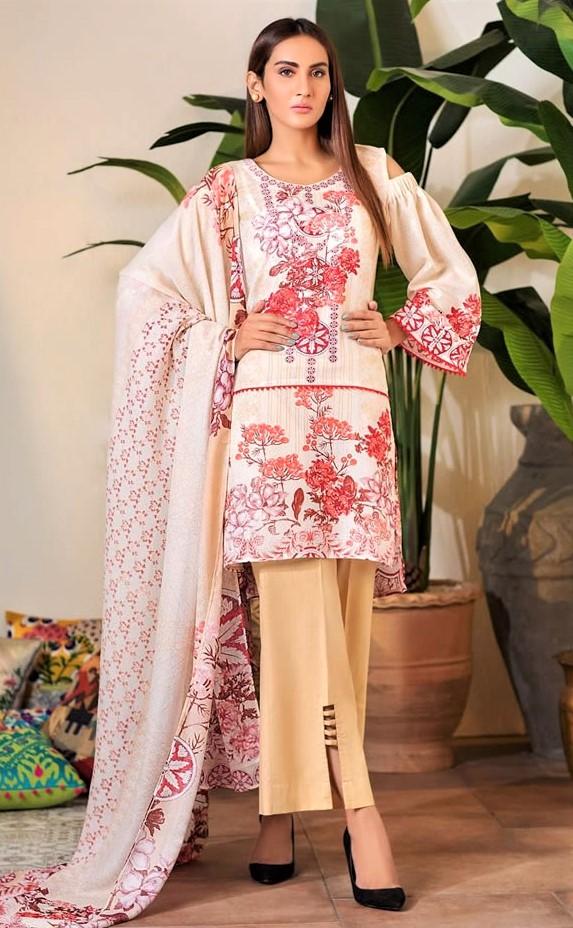 Winter latest Universal Cambric Sitara Studio dresses