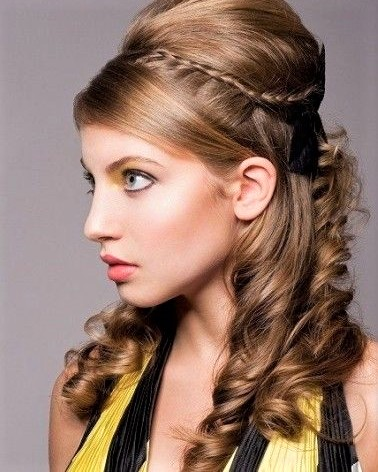 Best Pakistani Girls Hair Styles For Wedding Party 2019 2020