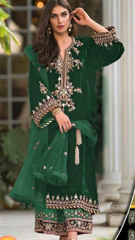best Casual Dresses for Walima Pakistani