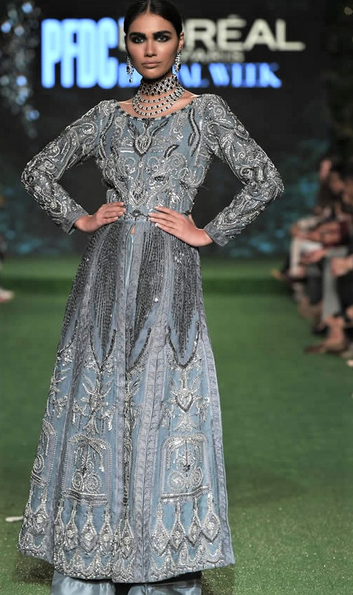 new HSY Bridal Dresses Empire Collection at PDFC