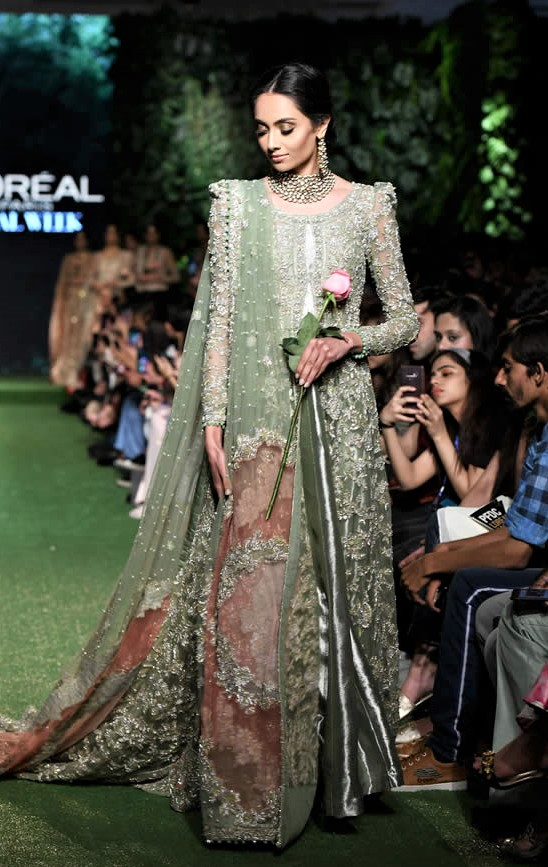 Kali – A Bloom Saira Shakira Bridal Collection
