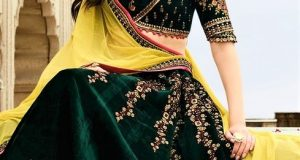 Lehnga Fancy Dresses styles 2019-20
