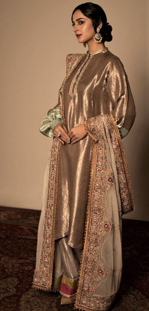 Phiran Fancy Kashmiri Dress