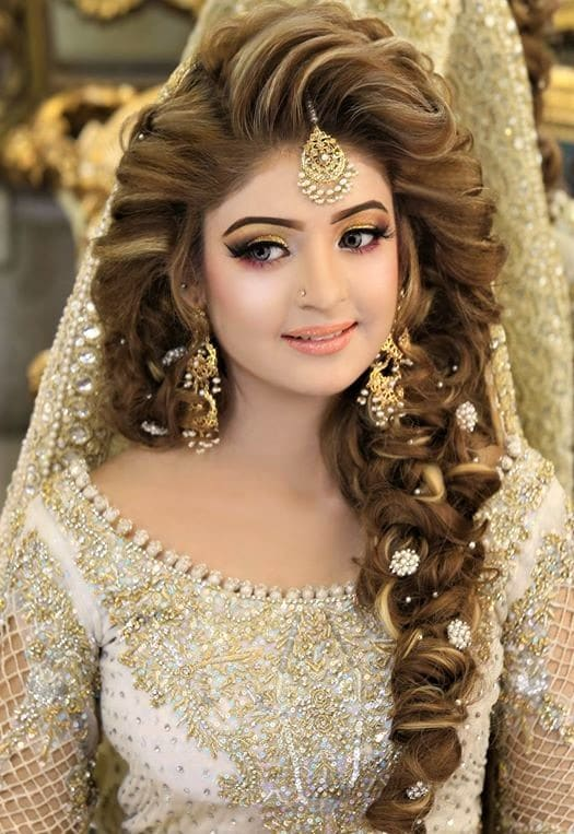 Kashees Bridal Makeup 2019 for Wedding