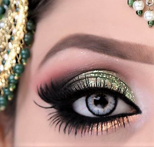 Kashees Eye Makeup styles