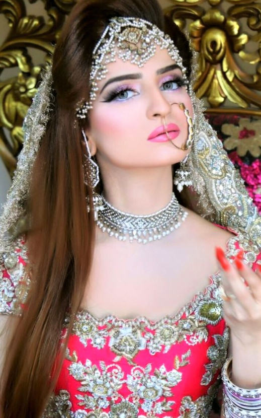 Bridal Makeup 2019 for Wedding by Kashees