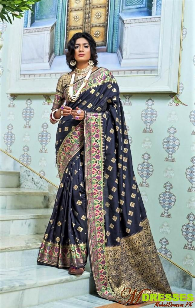 Paithani saree for females