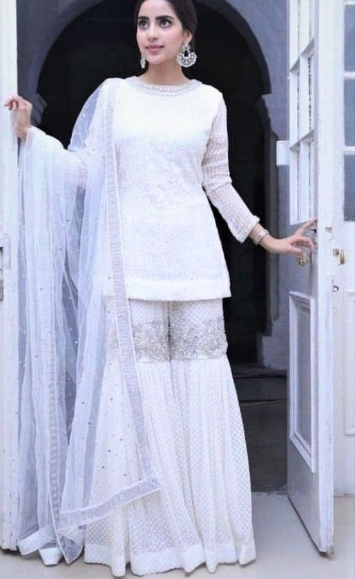 Nikah Dresses for Brides
