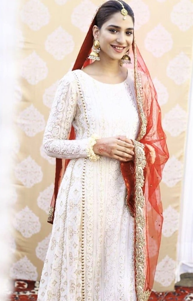 Best Pakistani Nikah Dresses for Brides Wedding