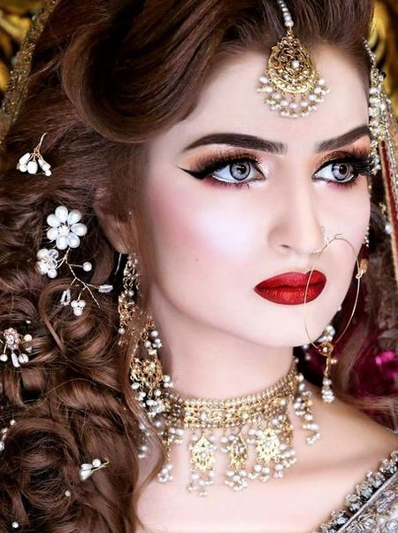 Kashees Bridal Makeup 2019 for walima