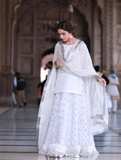 Pakistani Nikah Dresses 2019