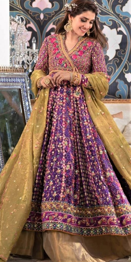 casual Wedding outfits in Pakistan for brides