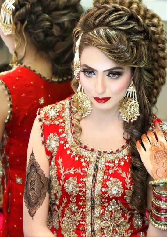 Walima Makeup 2019 Pakistani