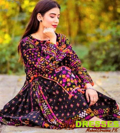 Pakistani Traditional Dresses for Girls Best Ethnic Wear