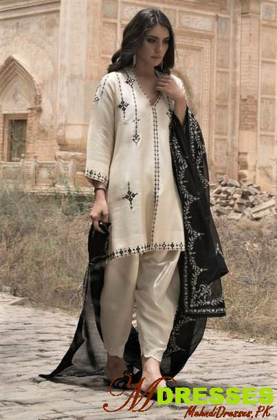 Latest Punjabi Shalwar Kameez Design