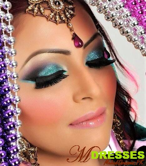 Dramatic arabic eyes Makeup for smokey eyes