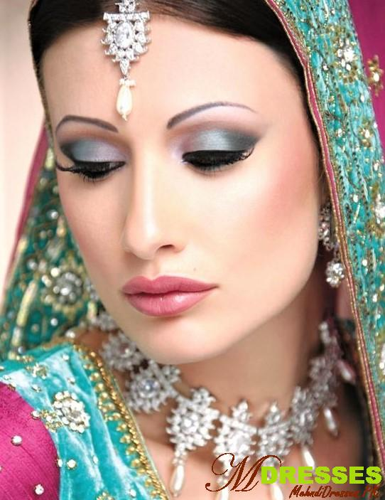 best woman arabic makeup eyeliner styles