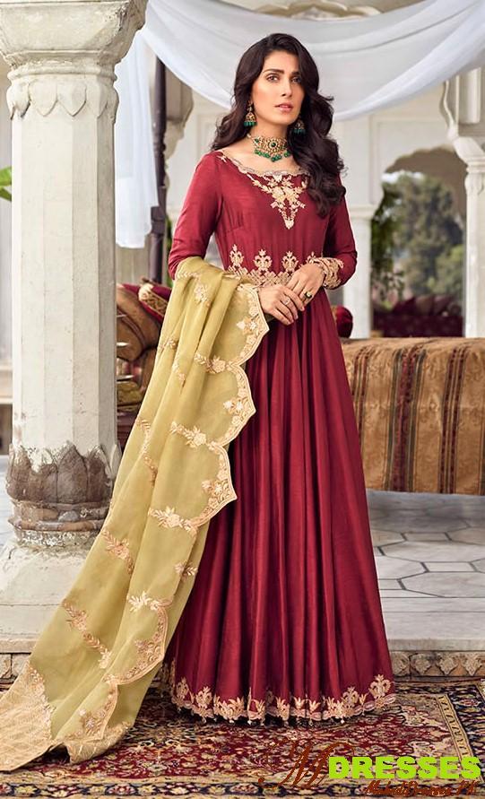 Qalamkar X dresses collection 2019