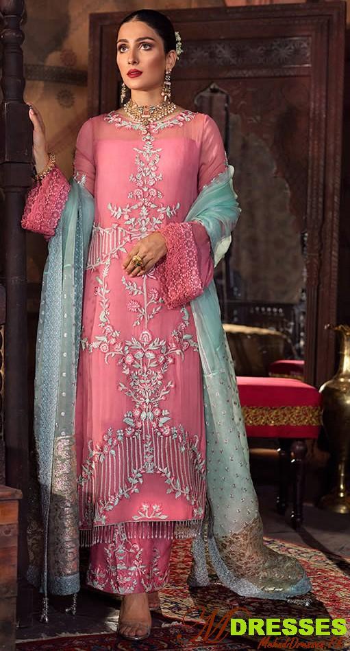 Faiza Saqlain party wear
