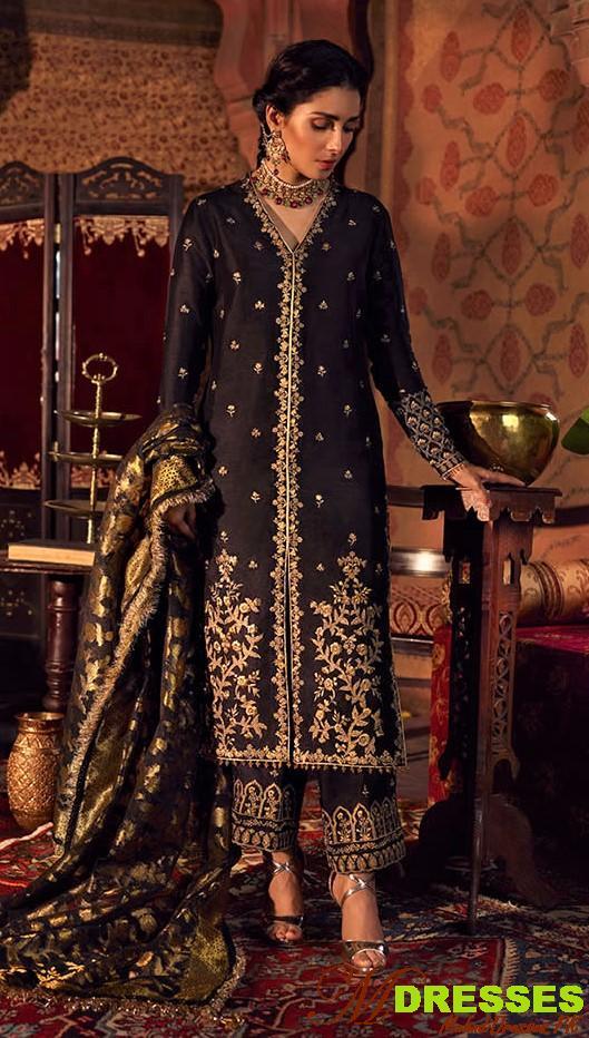 faiza saqlain dress latest collection