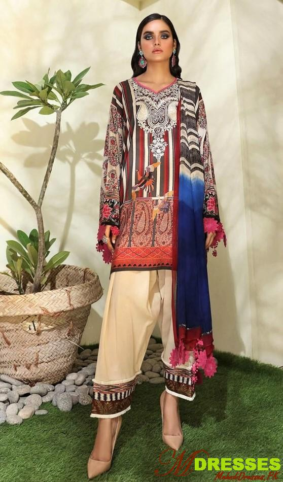 Muzlin Winter collection by Sana Safina
