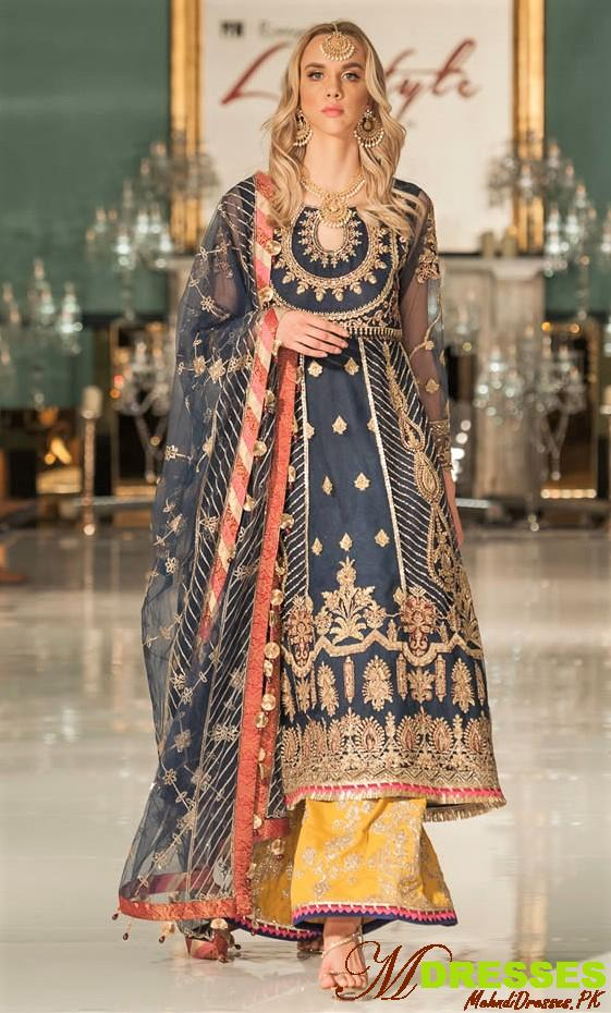 Saadia Asad festive collection 2019